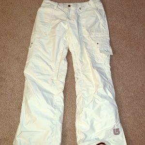Burton women's snowboarding pants